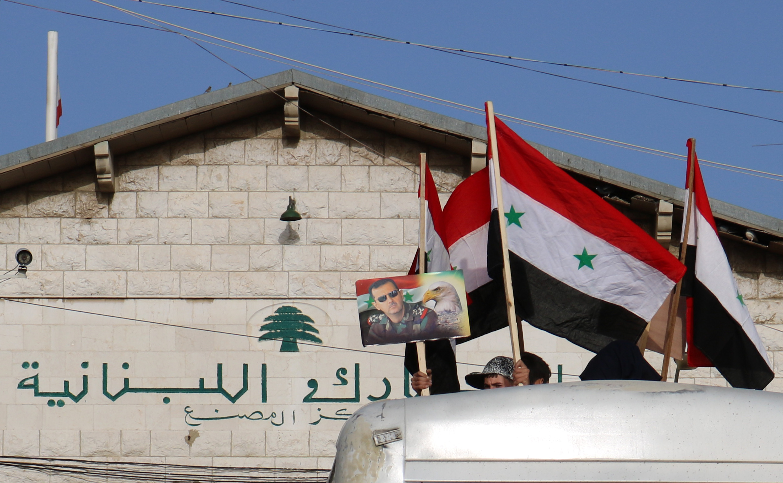 The Sectarian Dimension of the Syrian Civil War and Lebanese-Syrian Relations