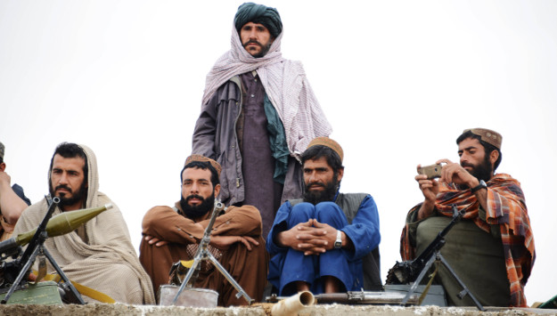 The Taliban and the Afghan Peace Process