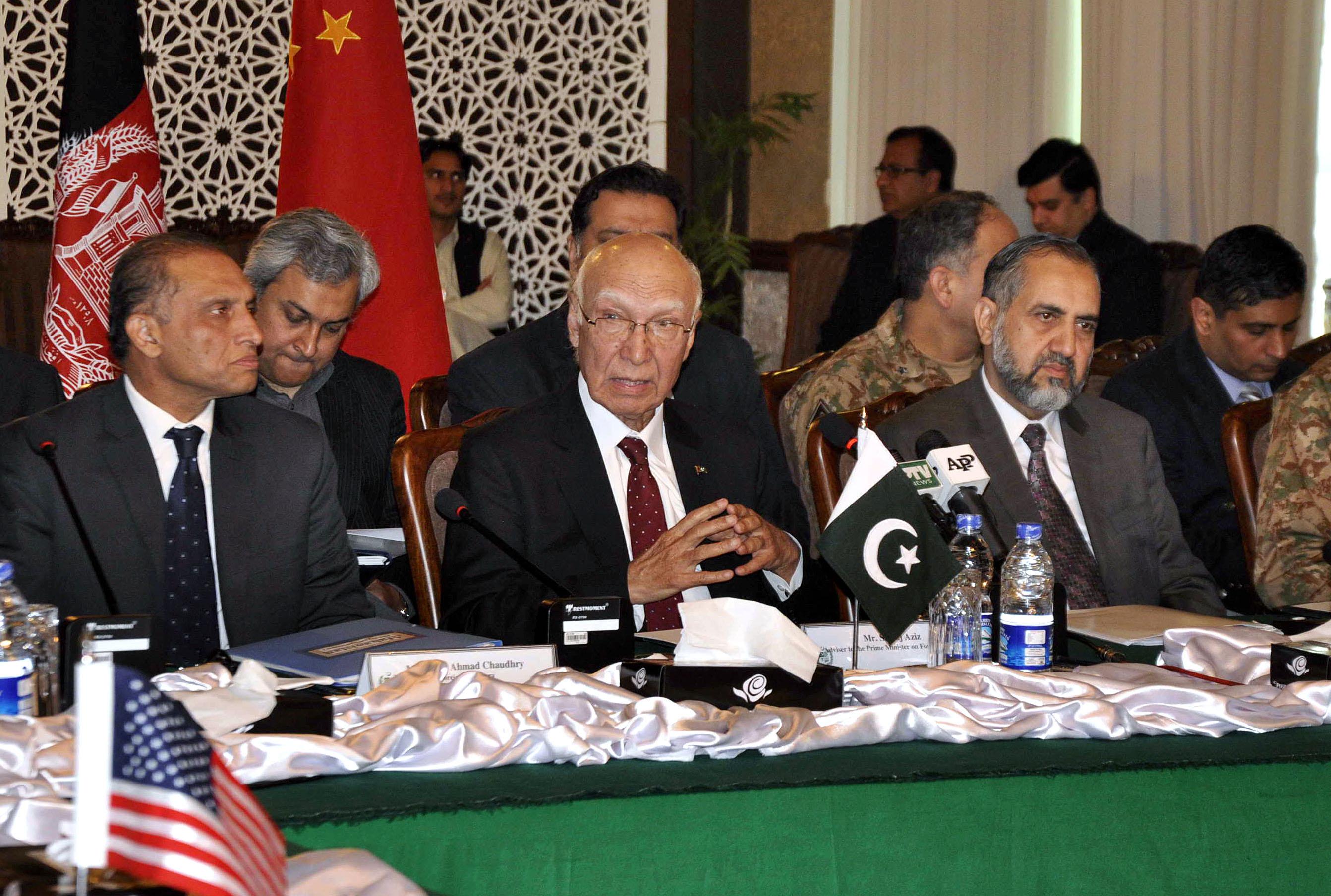 Straight Talk on Afghan Peace Talks