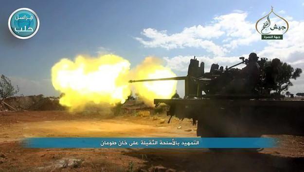 How Al Qaeda Exploited The Syrian Civil War