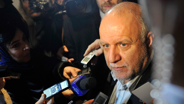 Hit the Gas in Iran: Oil Minister Bijan Zangeneh's Big Plans