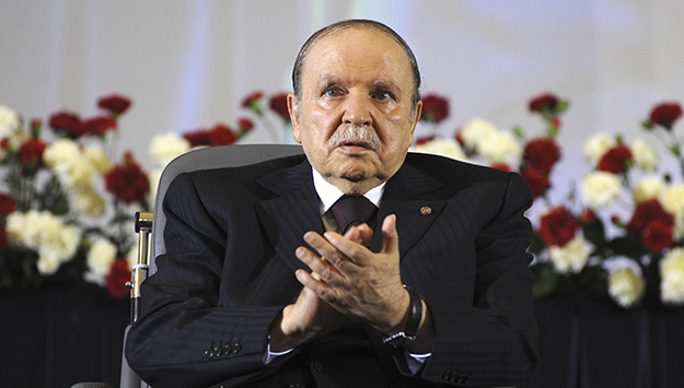 Algeria: Quiet but Not Calm