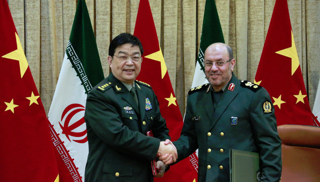 Iran Signs Defense-Military Agreement with China, Calls for Joint Military Drills