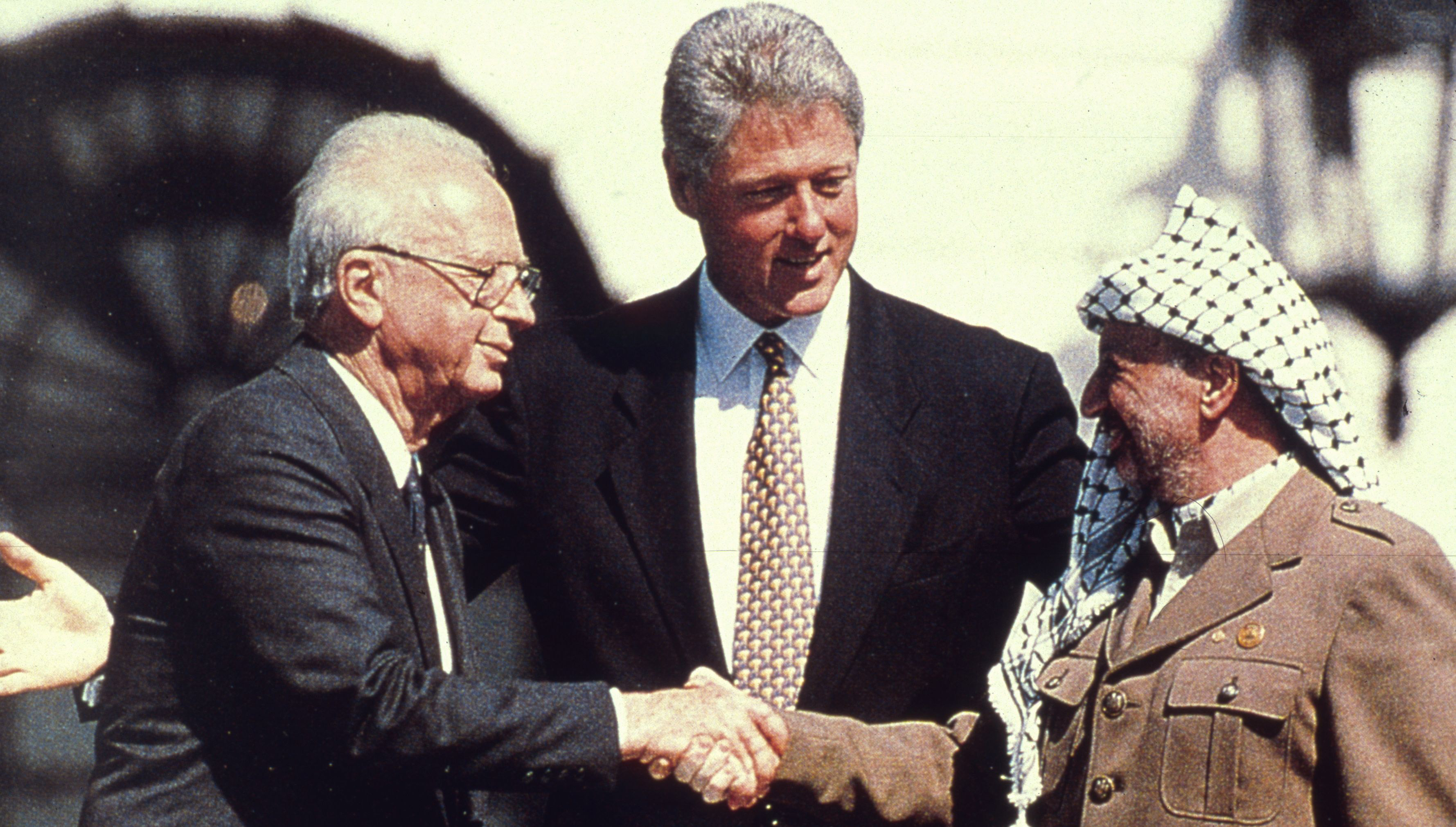 The Oslo Accords 25 years on
