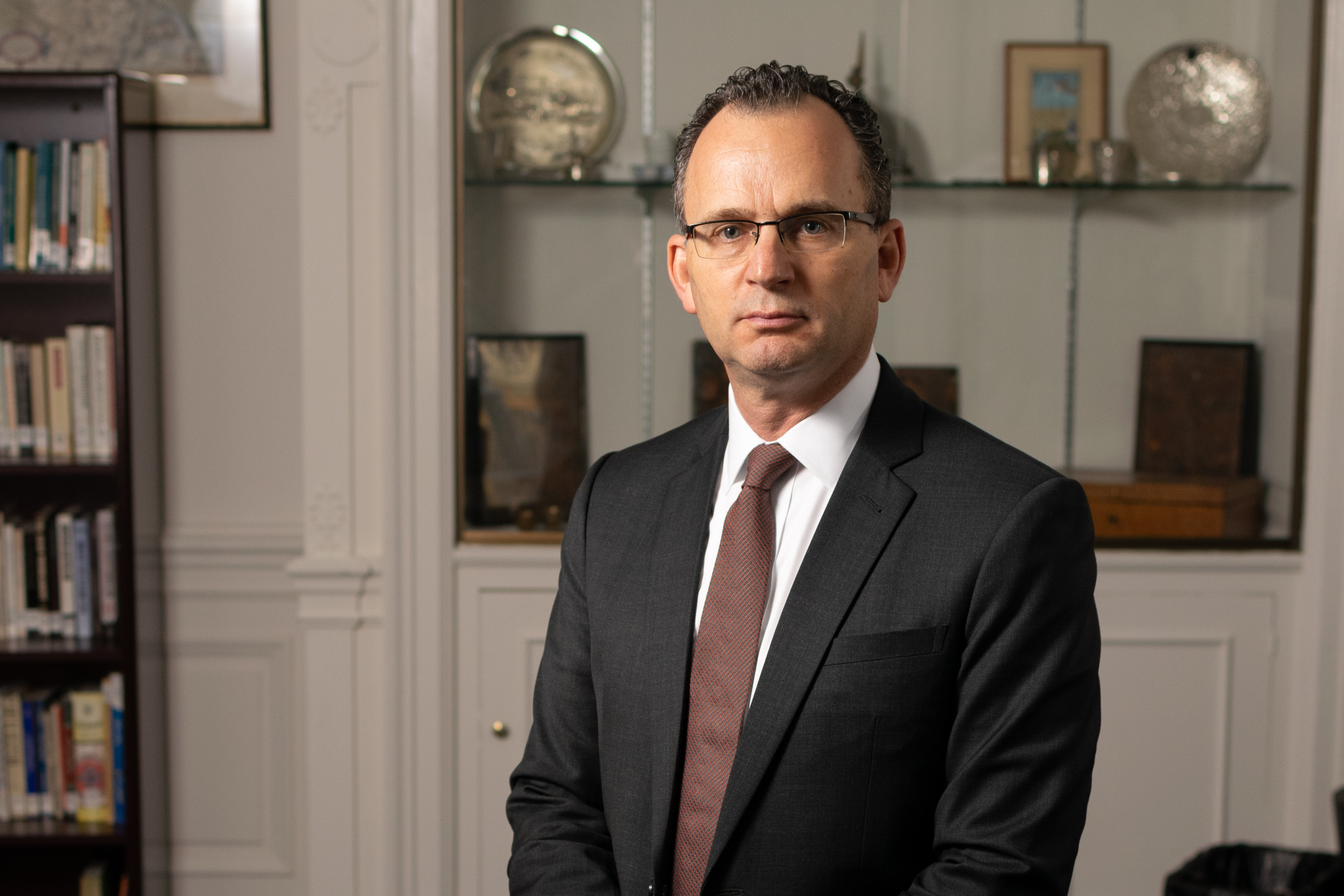 Paul Salem Named President of the Middle East Institute