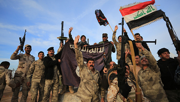 Out of the desert: ISIS's strategy for a long war