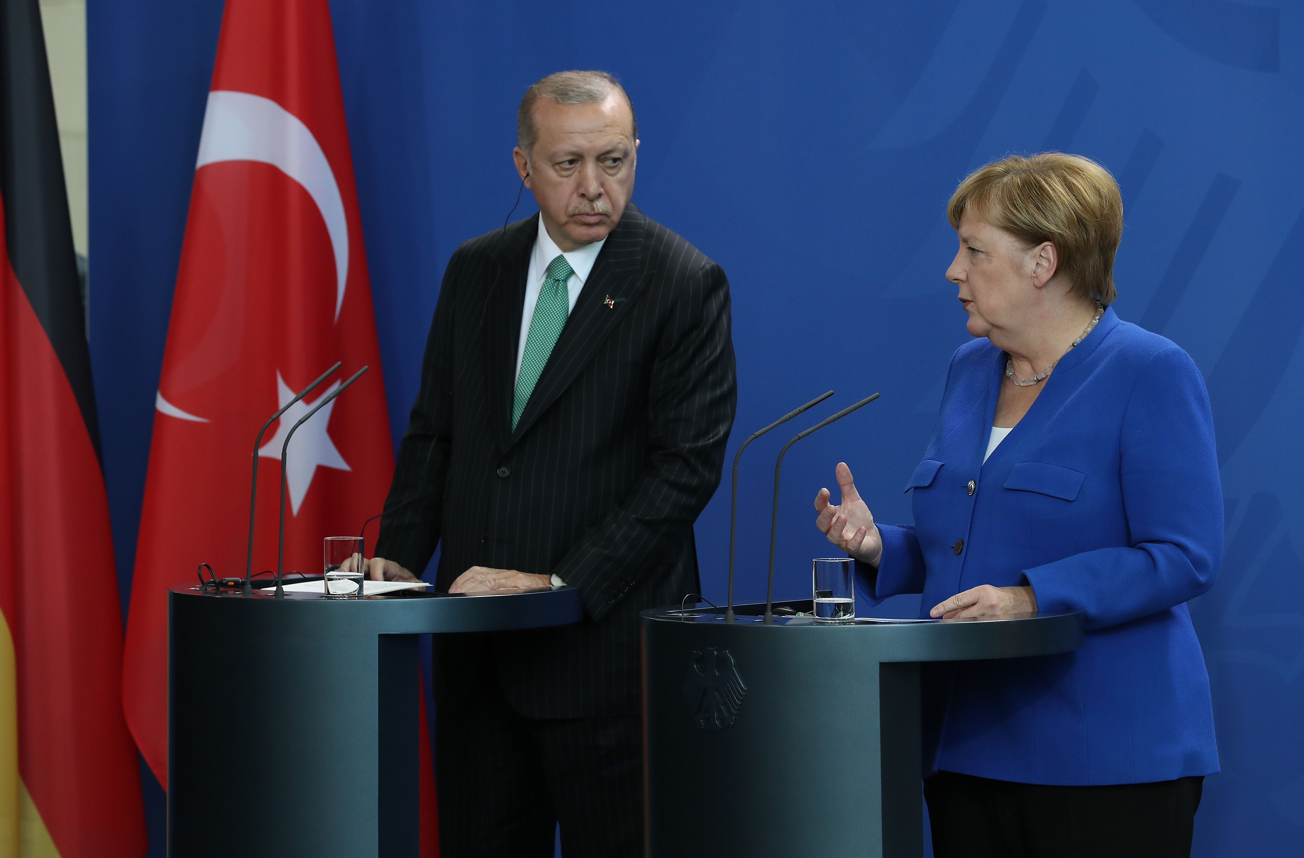 "From ""fascists"" to friends: Erdogan embraces the EU"