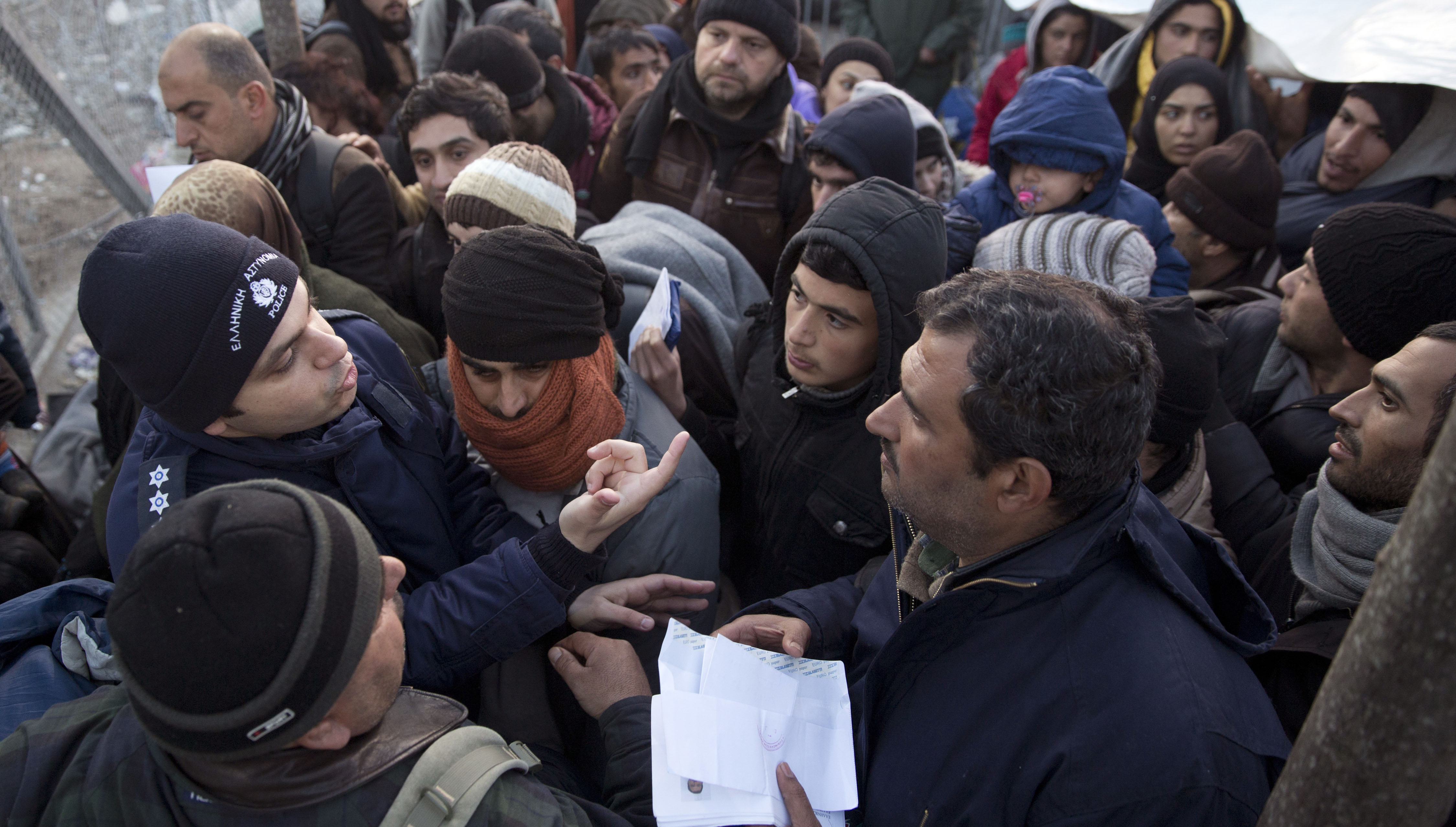 Europe's Islamophobia and the Refugee Crisis