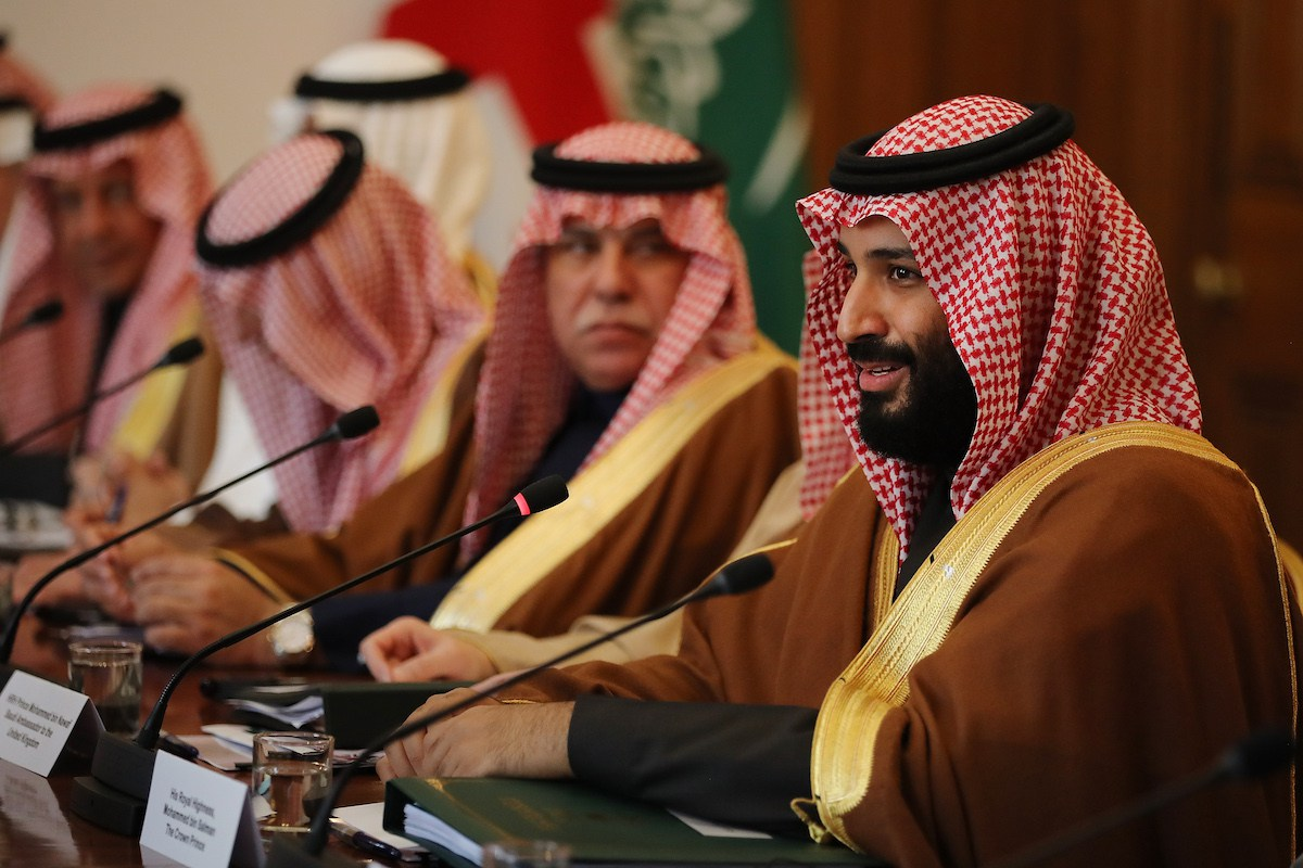 Saudi foreign policy and domestic constraints