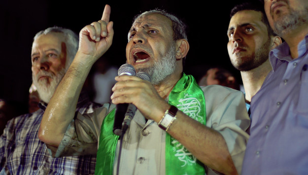 Hamas official says relations with Tehran improved to pre-Syrian crisis level