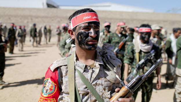 Iran-backed Houthis fire missiles into Saudi Arabia, target cargo ship off Yemen's coast