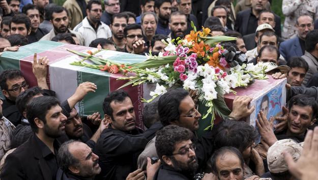 Iran, Hezbollah Won't Leave Syria despite Ceasefire