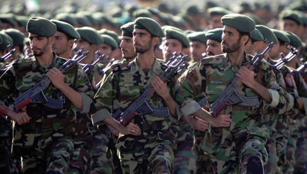 IRGC says suicide assailants attacked its base near Pakistan's border