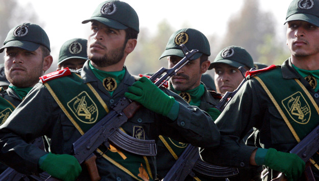IRGC Sees Victory in Syria Vital to Expanding Its Hegemony in Region