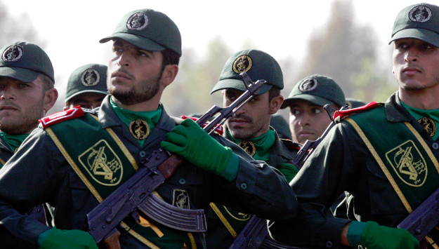 IRGC's role in Iran's economy growing with its engineering arm set to execute  40 mega-projects