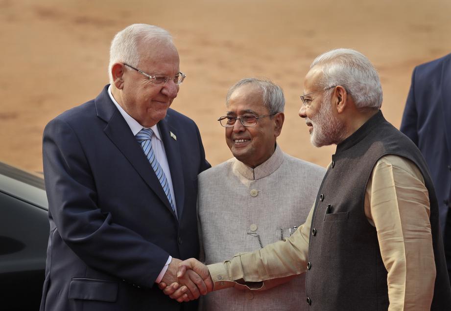 India-Israel at 25: Defense Ties