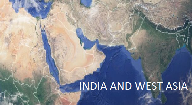 India's Relations with West Asia: What Patterns and What Future?