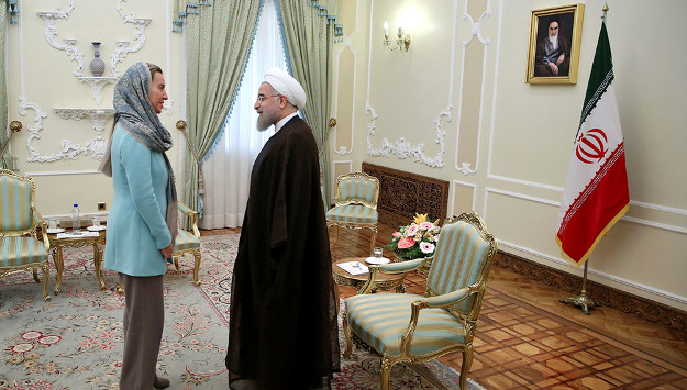 Iran Eyeing Closer Ties with Eastern Europe