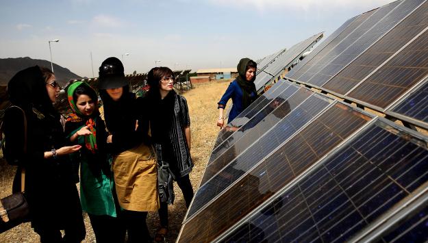 Iran's Renewable Energy Potential