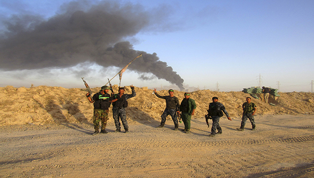 Iraq after ISIS: Three Major Flashpoints