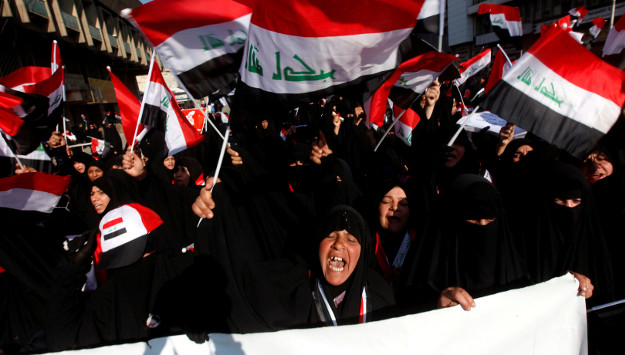 Intra-Shiite Tensions Heat Up Ahead of Iraqi Elections