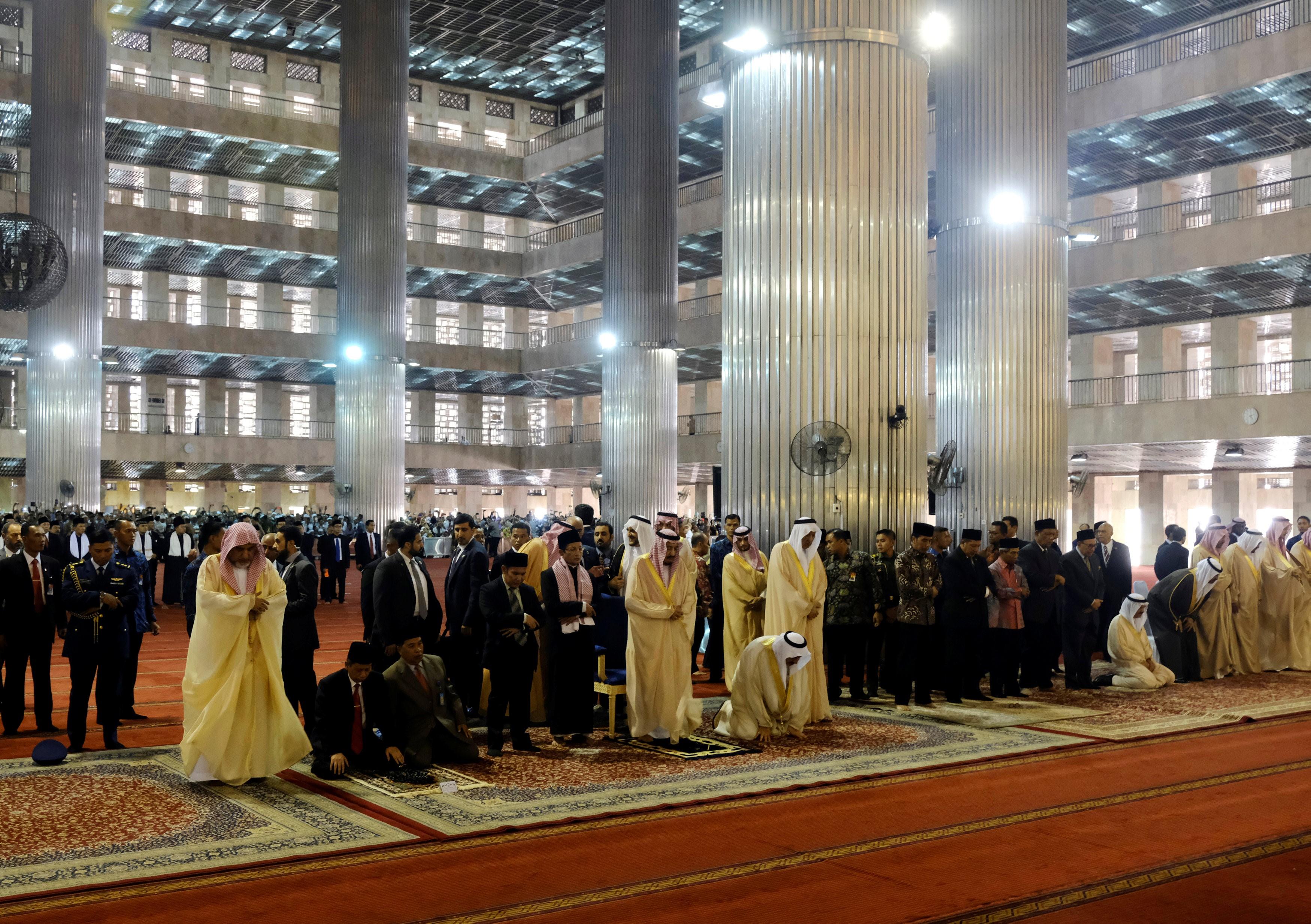 Saudi Arabia's Soft Power Strategy in Indonesia