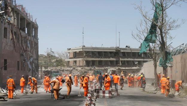 Iran Blames U.S. Policies for Kabul Attack and Extremism in Afghanistan