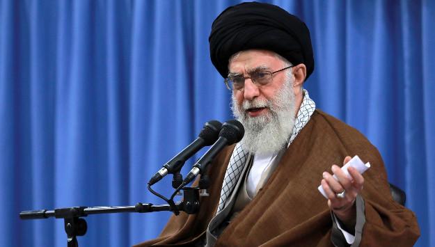 Khamenei rejects U.S. demands, threatens to resume high-level enrichment if talks with EU fail