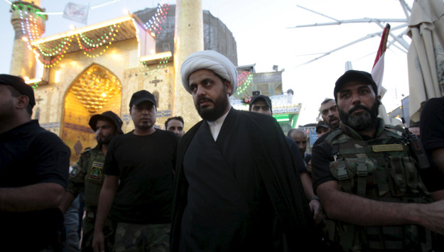 Iran-backed Asaib Ahl al-Haq: We'll form next Iraqi government and will expel US forces