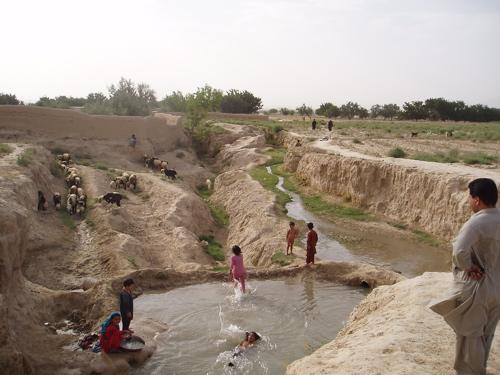 The Necessity of Karez Water Systems in Balochistan