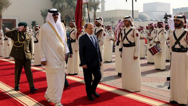 Tehran's View on Lebanese President's Visit to Riyadh