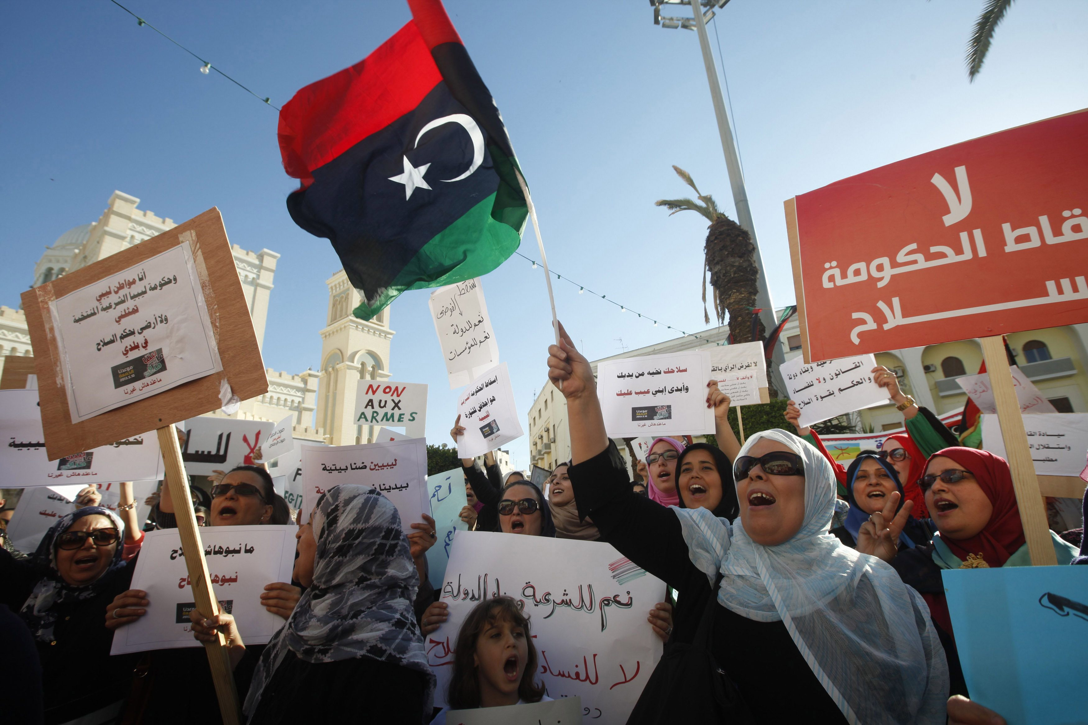 Understanding Libya's Civil Society