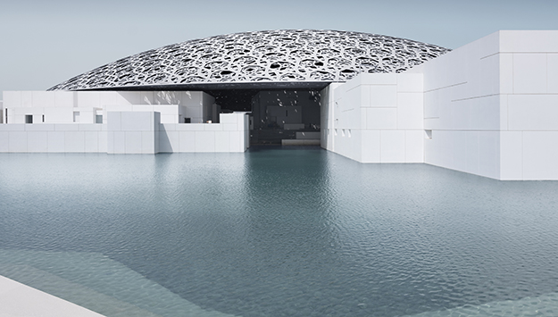 Louvre Abu Dhabi Ready to Make its Mark
