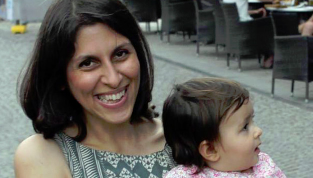 Zarif shrugs off concerns about British-Iranian mother jailed in Iran