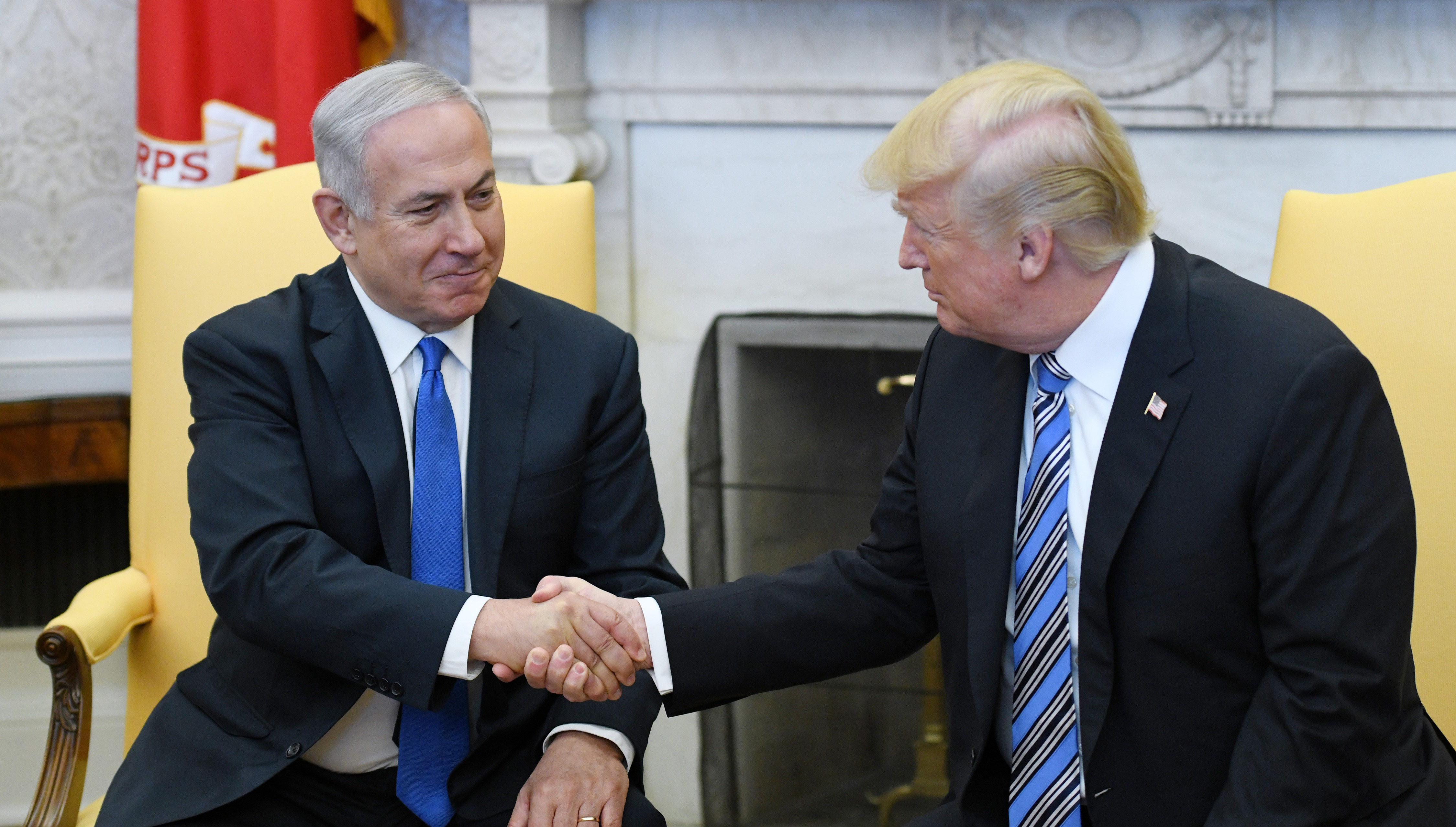 Netanyahu's ambition a test for US-Israel relations