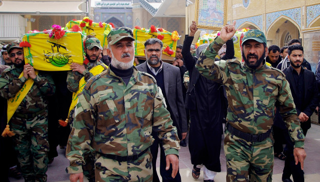 Iran-Backed Iraqi Groups Threaten Violence Following U.S. Terrorism Bill