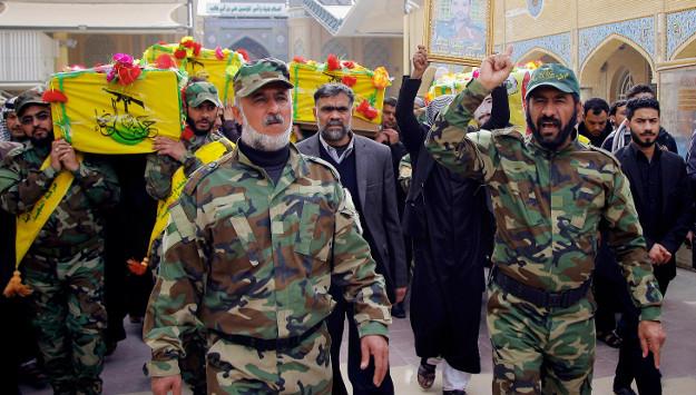 Harakat al-Nujaba claims US troops targeted its militiamen in Iraq