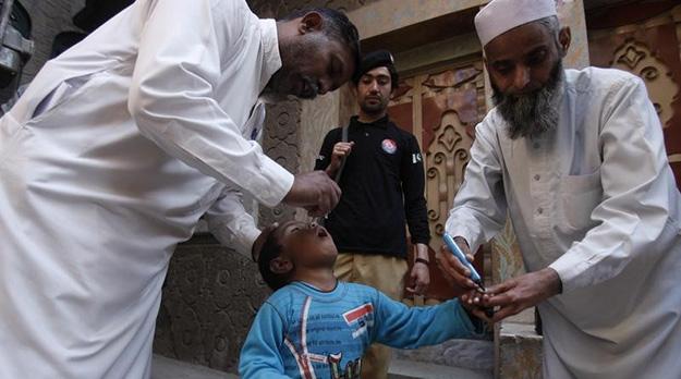 The Quest to Eradicate Polio in Pakistan