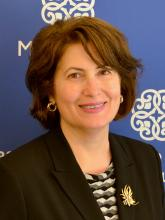 Randa Slim Named Director of MEI Initiative for Track II Dialogues