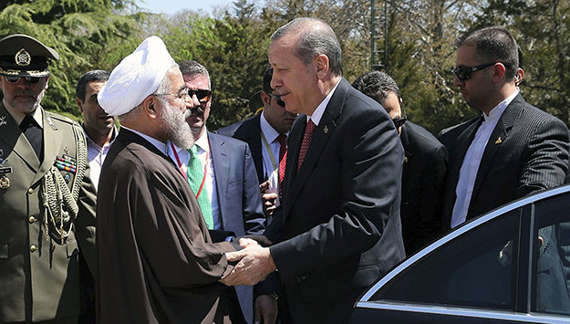 Turkey's Balancing Act between Iran and Saudi Arabia