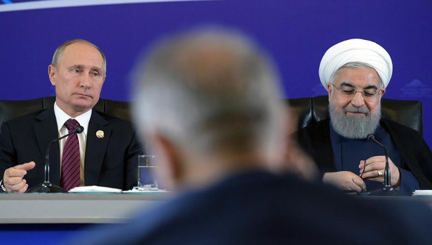Leaders of Iran, Russia and Turkey Will Meet in Sochi to Discuss Syria