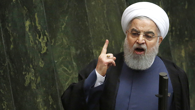 Rouhani's path to becoming Supreme Leader