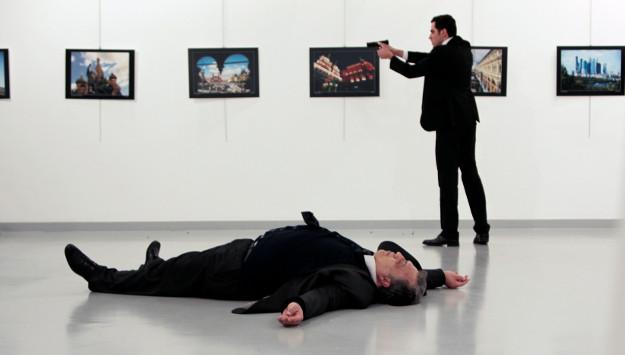 Iran Blames US for Killing of Russian Ambassador