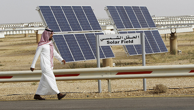 Vision 2030 and the Birth of Saudi Solar Energy