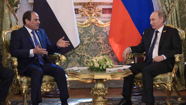 The United States Should Prevent an Egyptian Shift to Russia