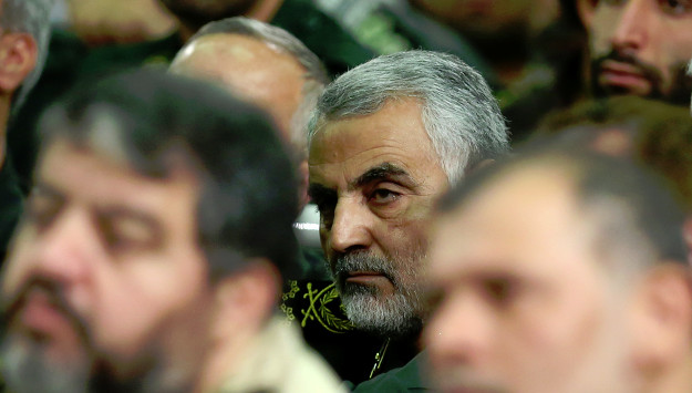 Tehran's Controversial Ambassador Pick Sign of I.R.G.C.'s Expanding Influence in Iraq