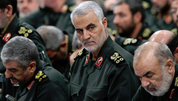 Suleimani's Role in Iraq Raises Fear of Sectarianism after Islamic State's Ouster from Mosul