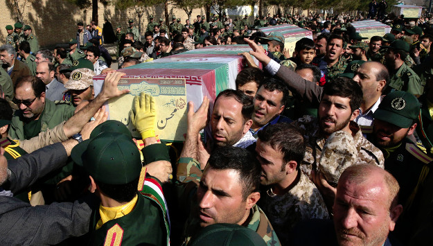 Iran Admits over 1,000 Combat Fatalities in Syrian Conflict
