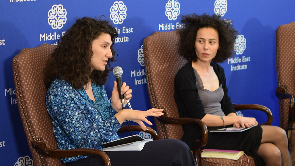 Syrian Civil Society on the Front Lines Against Extremism