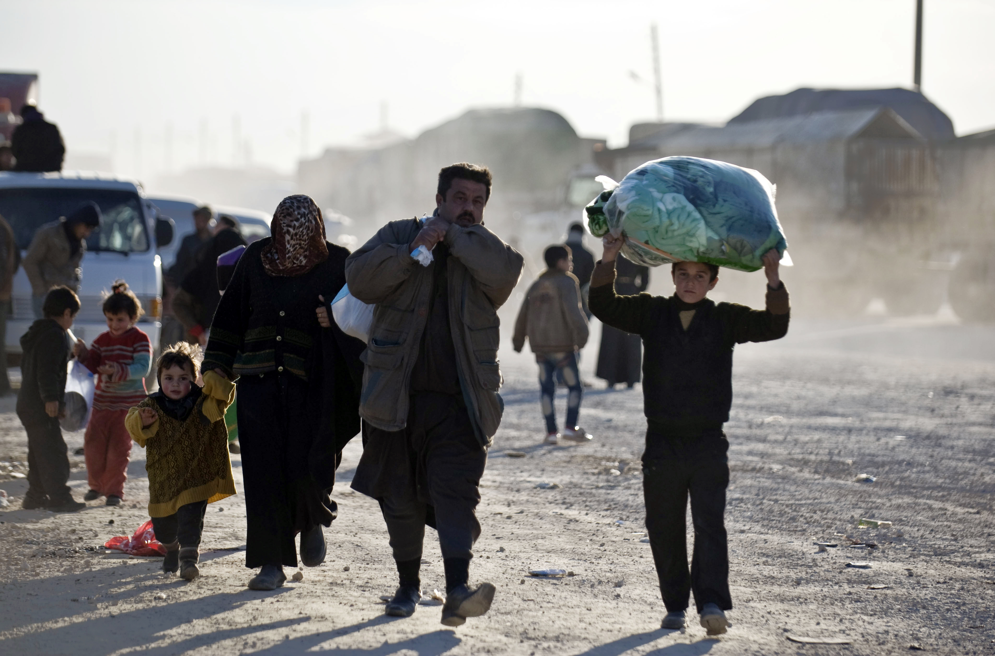 The Syrian Refugee Emergency: Implications for State Security and the International Humanitarian System